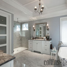Contemporary Bathroom by Collins & DuPont Design Group