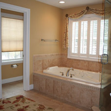 Traditional Bathroom by Designs By M, LLC