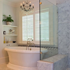 Traditional Bathroom by Shearman Associates PLC