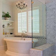 Traditional Bathroom by Shearman Associates PLC