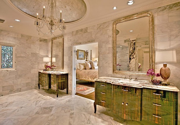 Traditional Bathroom by Isler Homes