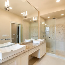 Contemporary Bathroom by Steele Consulting Group