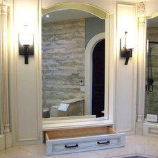 Traditional Bathroom by Christine Austin Design