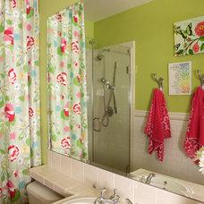 Contemporary Bathroom by Savvy Interiors