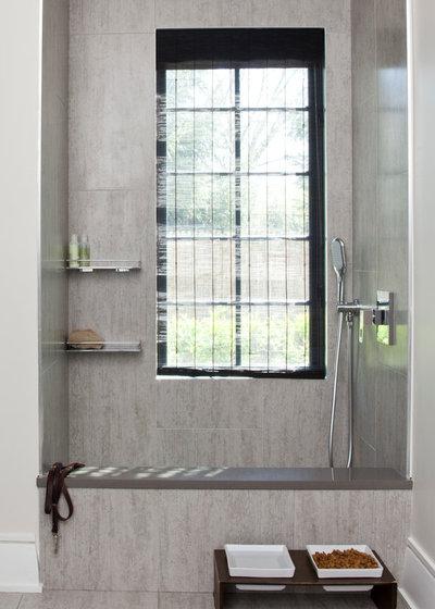 Contemporary Bathroom by Gina Bon, Airoom Architects & Builders LLC