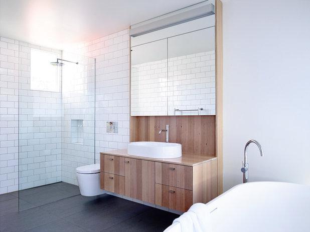 Contemporary Bathroom by Preston Lane