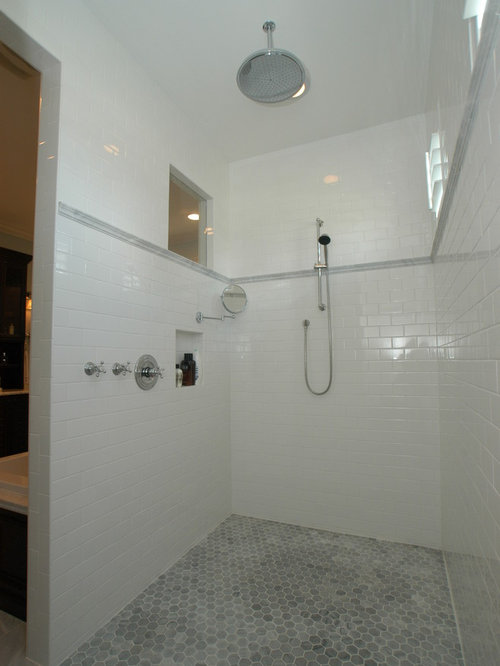 Best Shower Floor Tile Design Ideas Amp Remodel Pictures Houzz