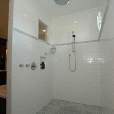 Contemporary Bathroom by BASSO HOMES Inc