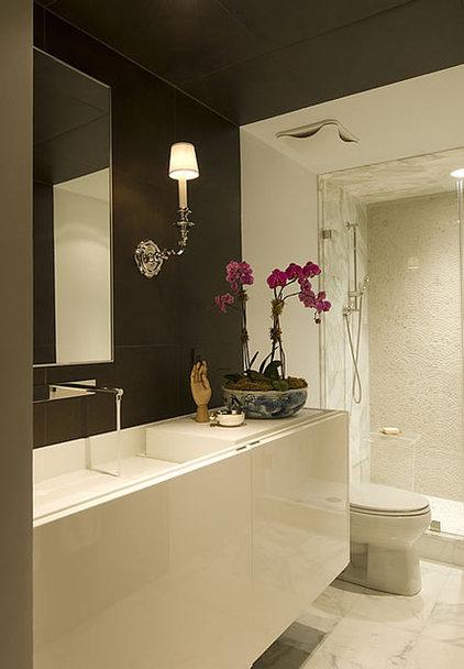 Contemporary Bathroom by huntley & co