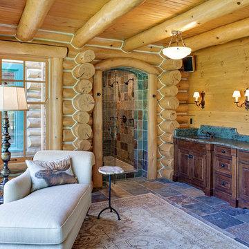 Wisconsin - Rustic Hunting Lodge Remodel
