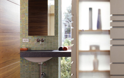 2012 Color Trends: Touch of Green for Kitchen and Bath