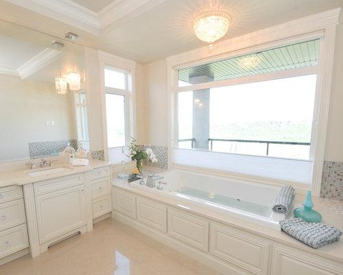 Edmonton bathroom ideas photos with stone slabs for Bathroom ideas edmonton