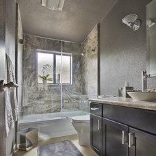 Modern Bathroom by Floor To Ceiling