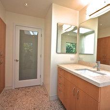 Contemporary Bathroom by Andrew Feldon