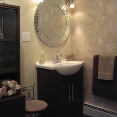 Contemporary Bathroom by Wolffe Interiors