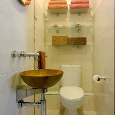 Asian Bathroom by Philippa Richard - You Just Rightsize