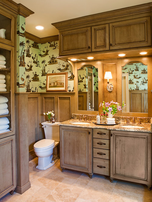 exotic wood kitchen cabinets wallpaper houzz 7101