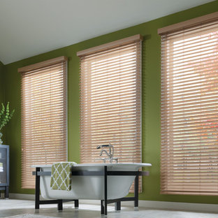 Faux Wood Blinds Houzz