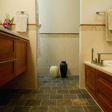 Modern Bathroom by Brennan + Company Architects