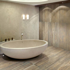 Contemporary Bathroom by Royal Stone & Tile