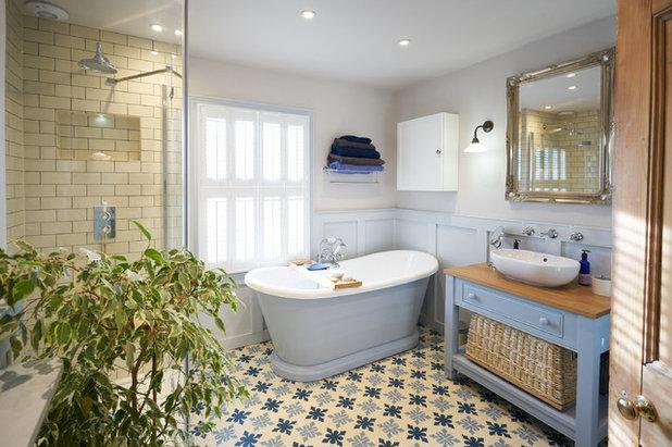 Coastal Bathroom by The Brighton Bathroom Company