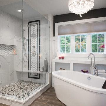 Woodbine Rd  Master Bath
