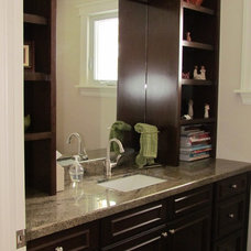 Traditional Bathroom by Alliston Home Hardware Building Centre
