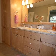 Traditional Bathroom by Taylor Design