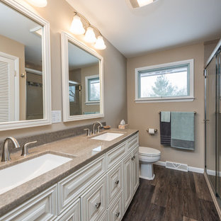 Woodgrain Bathroom
