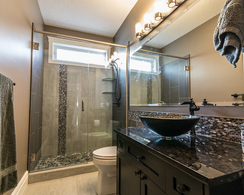 Craftsman edmonton bathroom design ideas remodels photos for Bathroom ideas edmonton