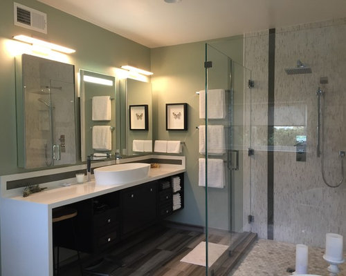 Woodland Hills Master Bathroom