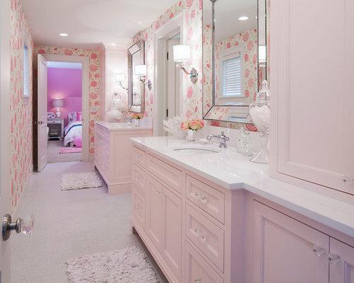 Jack And Jill Bathroom Houzz