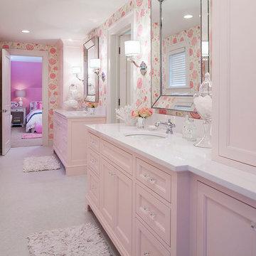 Woodland Road West Girls Bathroom