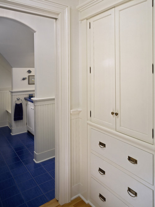 Built In Linen Closet Photos