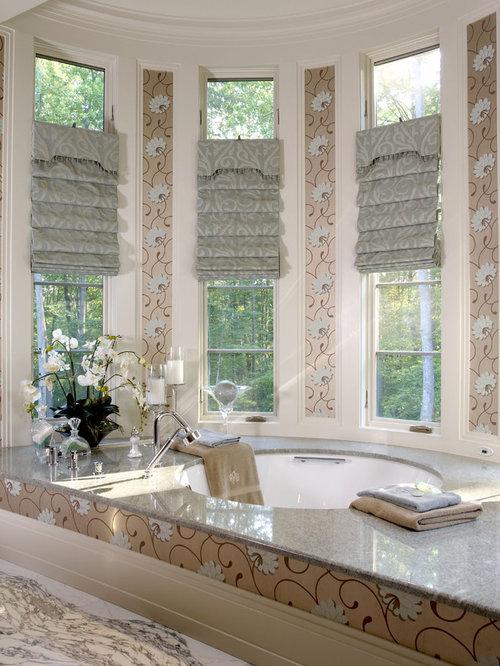Motorized Roman Shades Home Design Ideas Renovations Photos