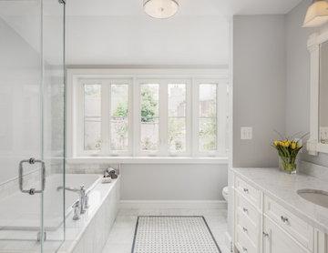 Woodley Park 2nd Master Bathroom Renovations