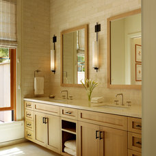 Contemporary Bathroom by Charlie Barnett Associates