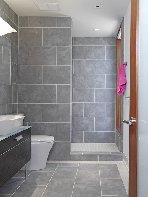 bathroom tile layout designs houzz 16794