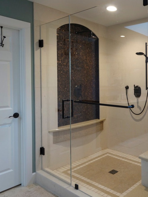 Oil Rubbed Bronze Sconces Bath Design Ideas Pictures