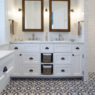 Woollahra House II  - Bathrooms & Laundry