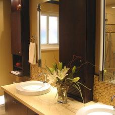 Contemporary Bathroom by Gaia Kitchen & Bath