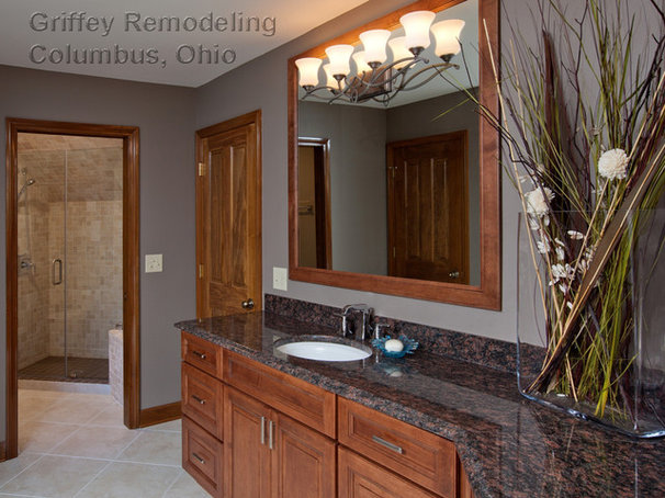 Traditional Bathroom by Griffey Remodeling