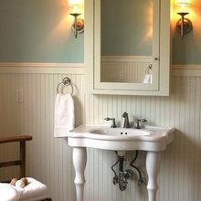 Mom's bathroom remodel