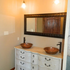 Traditional Bathroom by Wright-Built