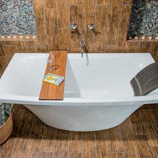 Modern Bathroom by Brandie McCoy, CKD