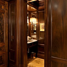 Traditional Bathroom by McGill Design Group Inc.