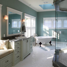 Traditional Bathroom by Hammond Wilson