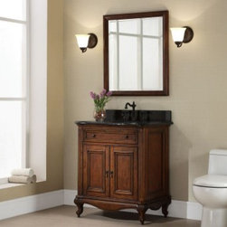 Xylem Bath Vanity - Xylem Bathroom Vanity and Consoles