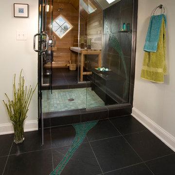 Yamhill House Spa Bath