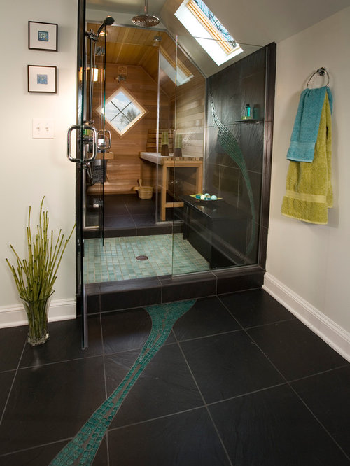 Sauna Shower Home Design Ideas Pictures Remodel And Decor